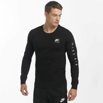 Nike Långärmat Sportswear svart