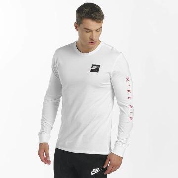 Nike Långärmat Sportswear vit