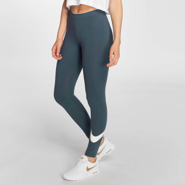 Nike Legging Club Logo 2 bleu