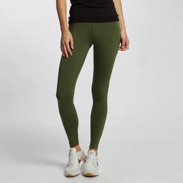 Nike Legging Just Do It olijfgroen