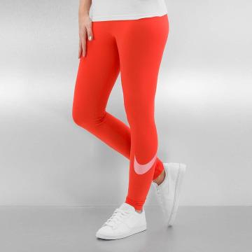Nike Legging W NSW Logo Club oranje
