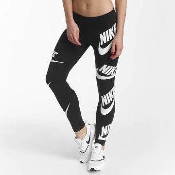 Nike Legging Leggings schwarz