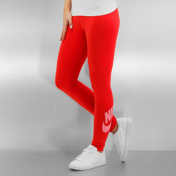 Nike Legging/Tregging Leg-A-See Logo orange