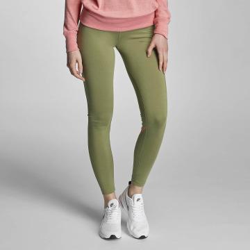 Nike Leggings/Treggings Leg-A-See  Logo oliven