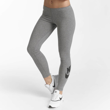Nike Leggings/Treggings Sportswear szary