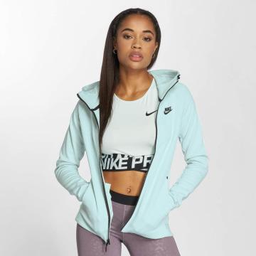 Nike Lightweight Jacket Tech Fleece blue