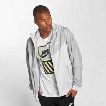 Nike Lightweight Jacket Sportswear Windrunner gray