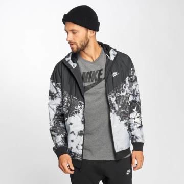 Nike Lightweight Jacket Sportswear Tie Dye gray