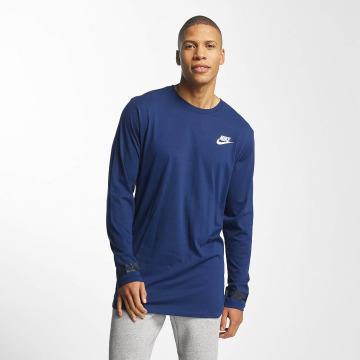Nike Longsleeve NSW blauw