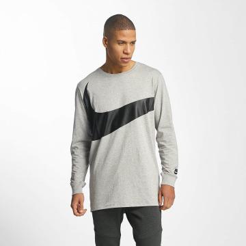 Nike Longsleeve NSW Hybrid gray