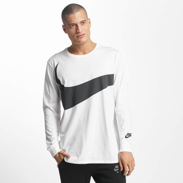 Nike Longsleeve NSW Hybrid white