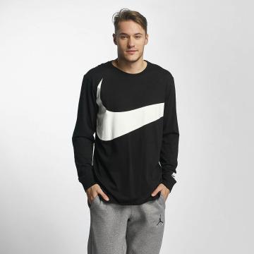 Nike Longsleeve NSW Hybrid zwart