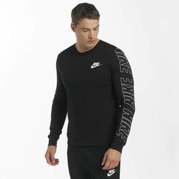 Nike Longsleeve Sportswear Advance 15 zwart