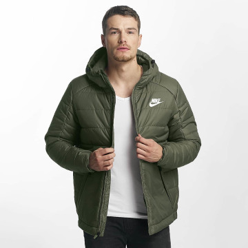 Nike Manteau hiver NSW SYN Fill olive