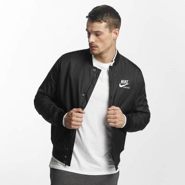 Nike Övergångsjackor NSW Archive svart