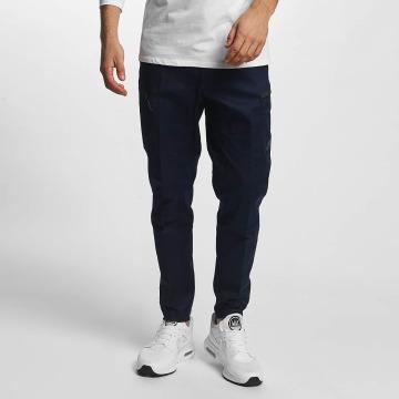 Nike Pantalon chino NSW Sweatpants bleu