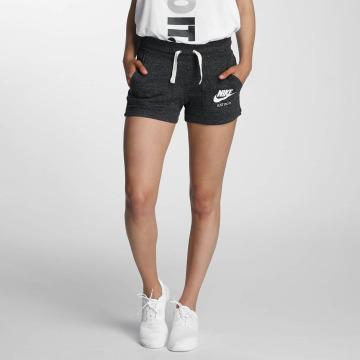 Nike Pantalón cortos NSW Gym Vintage negro