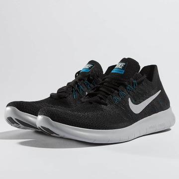 Nike Performance Сникеры Free RN Flyknit 2017 черный