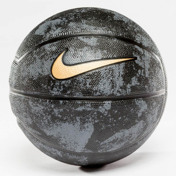 Nike Performance Ball Lebron Playground 4P schwarz