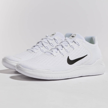 Nike Performance Baskets Free RN 2018 blanc