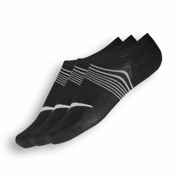 Nike Performance Chaussettes Women's Lightweight No Show Training noir