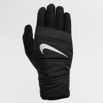 Nike Performance handschoenen Quilted Run Gloves zwart
