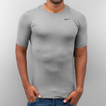 Nike Performance T-Shirty Pro Cool Compression szary