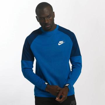 Nike Pullover AV15 Fleece blau