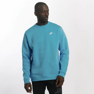 Nike Pullover NSW FLeece Club blue