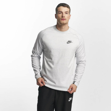 Nike Pullover Advance 15 grau