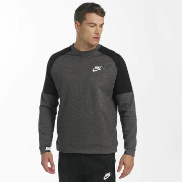 Nike Puserot AV15 Fleece Sweatshirt harmaa