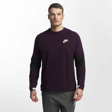 Nike Puserot Advance 15 purpuranpunainen