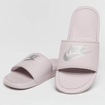 Nike Sandaalit Benassi JDI roosa