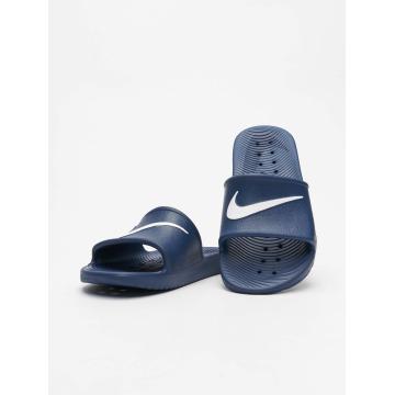 Nike Sandalen Kawa Shower Slide blau
