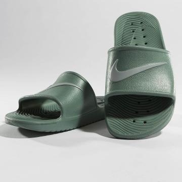 Nike Sandalen Kawa Shower Slide grün