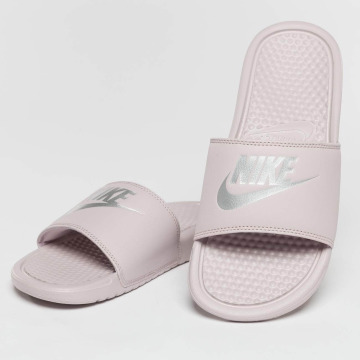 Nike Sandals Benassi JDI rose