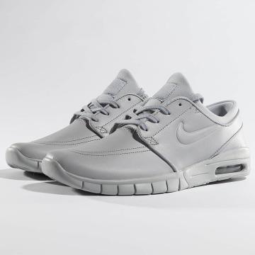 Nike SB Сникеры Stefan Janoski Max белый