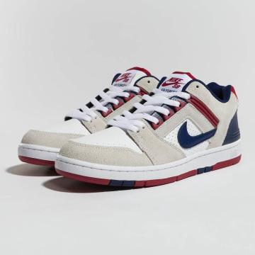 Nike SB Сникеры SB Air Force II Low белый