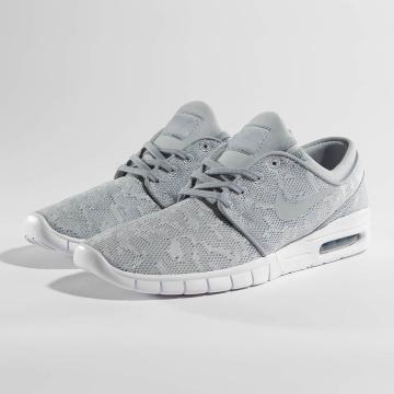 Nike SB Сникеры SB Stefan Janoski Max серый