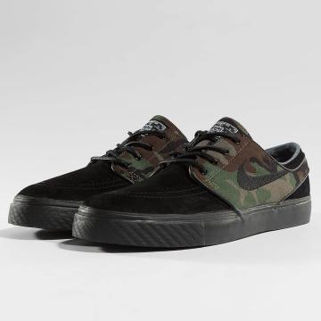 Nike SB Сникеры SB Zoom Stefan Janoski OG Skateboarding черный