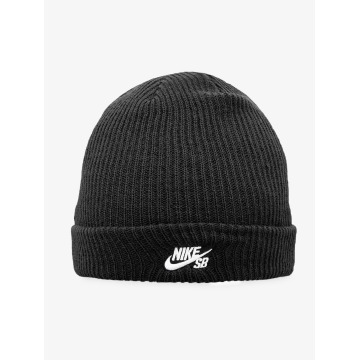 Nike SB Beanie Fisherman nero
