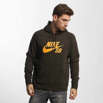 Nike SB Hoodie SB Icon oliv