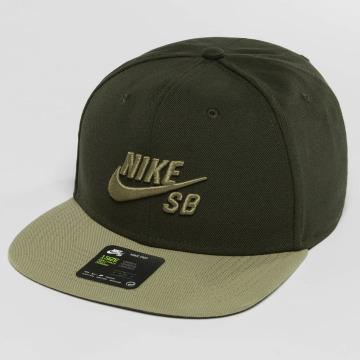 Nike SB Snapback Cap SB Icon olive