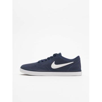 Nike SB sneaker Check Solarsoft Skateboarding blauw