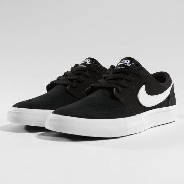 Nike SB Sneaker SB Portmore II schwarz