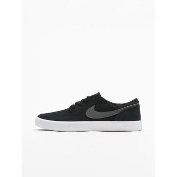 Nike SB sneaker Solarsoft Portmore ll zwart