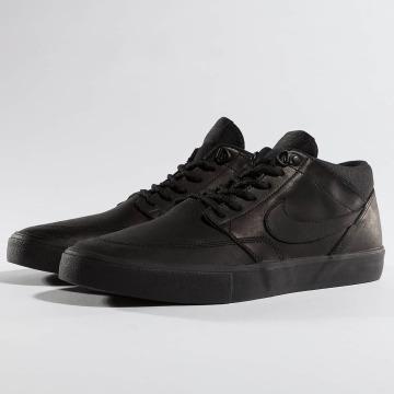 Nike SB sneaker SB Solarsoft Portmore II Mid zwart