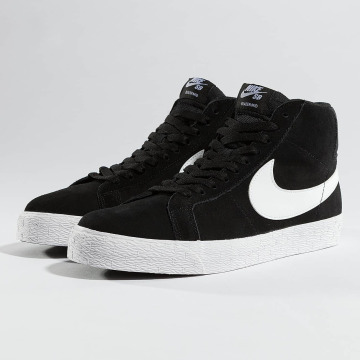 Nike SB Sneakers SB Zoom Blazer Mid Skateboarding èierna