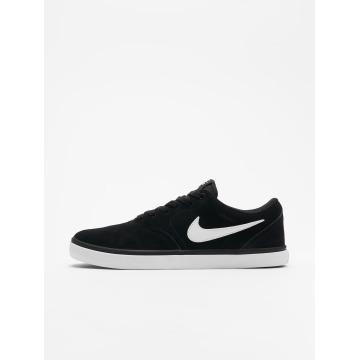 Nike SB Sneakers SB Check Solarsoft czarny