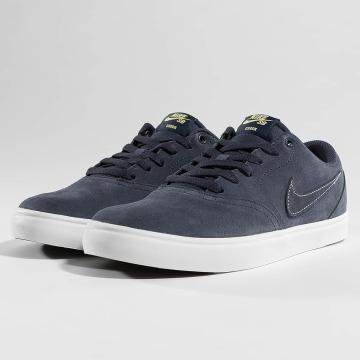 Nike SB Sneakers SB Check Solarsoft Skateboarding modrá